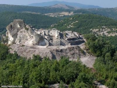 Храмът на Орфей в с.Татул
