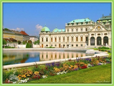 Виена-градът на изкуството-Виенска гора
