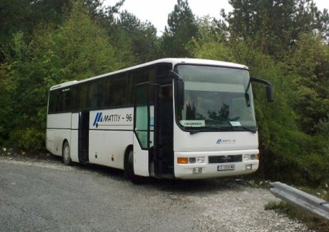 Автобуси - MAN